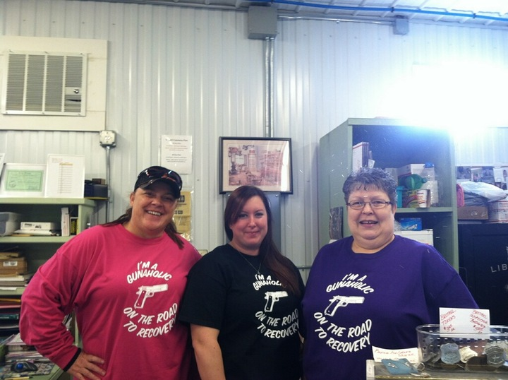 Triggers Gun Shop Customer Appreciation Day T-Shirt Photo