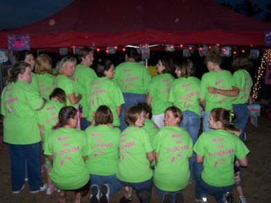 Meet The Flockers T-Shirt Photo