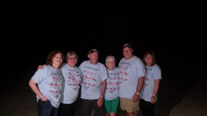 6th Annual Cox's Cousins Reunion T-Shirt Photo