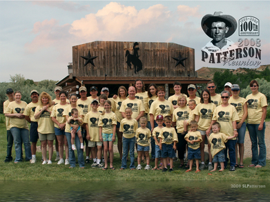 2008 Patterson Reunion T-Shirt Photo