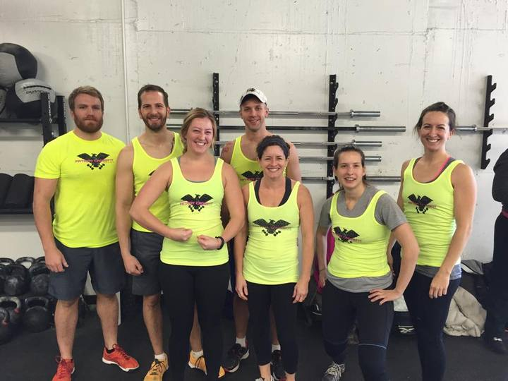 Patriot Crossfit Nooners T-Shirt Photo