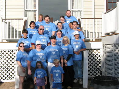 Sage Benda Wedding Team T-Shirt Photo