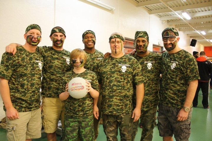 Team Ballof Duty T-Shirt Photo