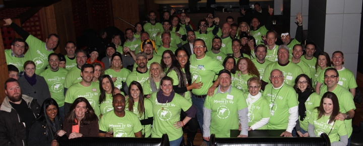 14th Annual Moose It Up T-Shirt Photo