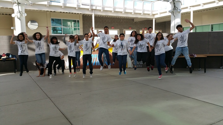 And Then There Was East Tech's Multicultural Club T-Shirt Photo
