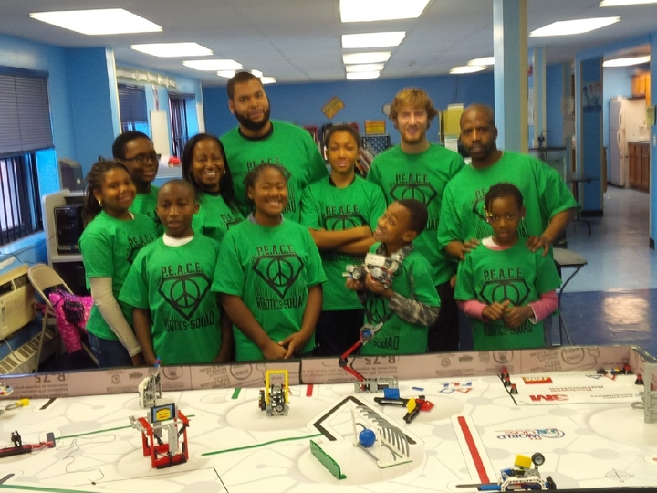 Our Rookie Fll Team #14969 Is Ready!! T-Shirt Photo