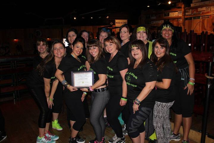 Los Alamos Zumba Crew T-Shirt Photo