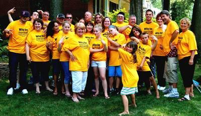 Blair Family Reunion T-Shirt Photo