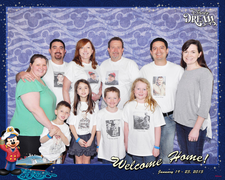 Papa's 60th Birthday T-Shirt Photo