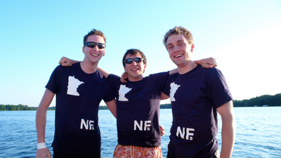 The N Fs Over July 4th T-Shirt Photo