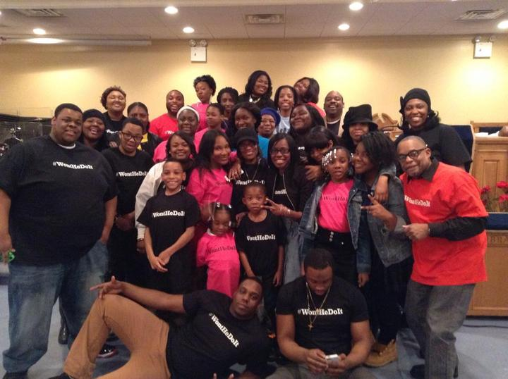 Sppc Youth Revival Revial 2015 T-Shirt Photo