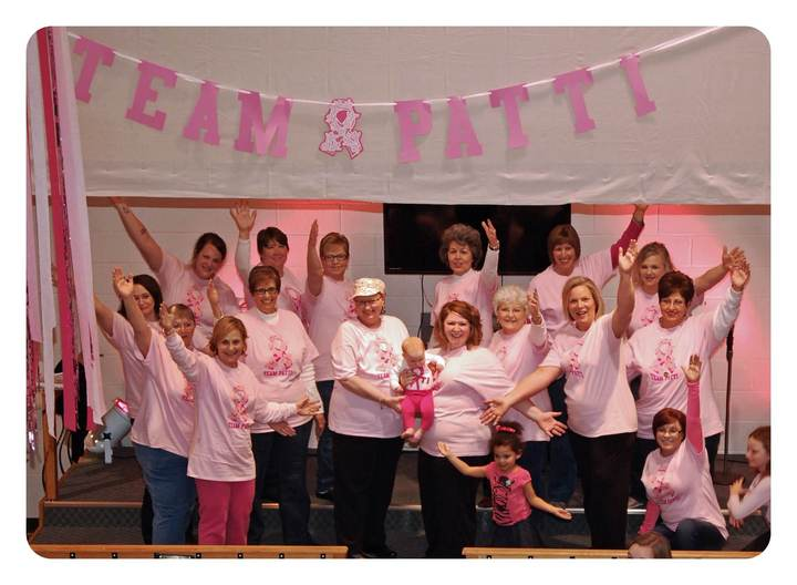Team Patti T-Shirt Photo