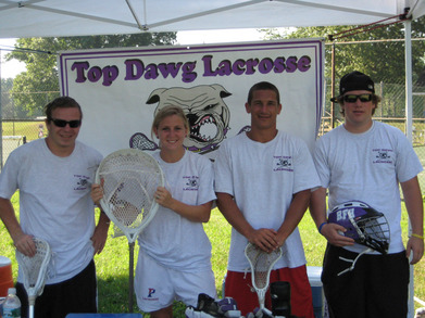 Top Dawg Lacrosse Staff T-Shirt Photo