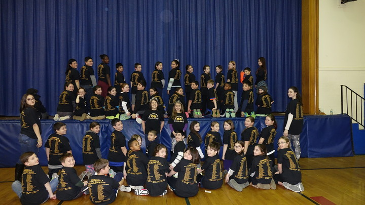 Marion Street Drama Club   Cinderella 2015 T-Shirt Photo