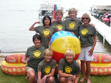 Poker Girls Summer Bash 2008 T-Shirt Photo