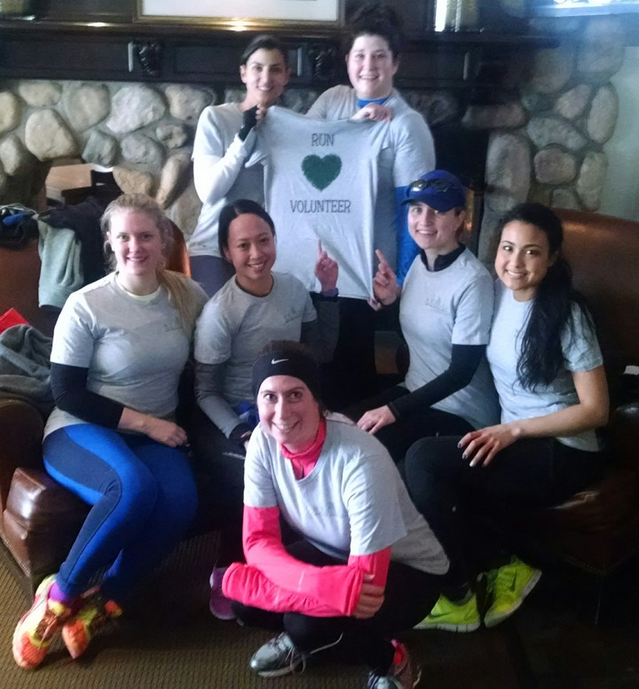 Affiliation Committee: February Run Club T-Shirt Photo