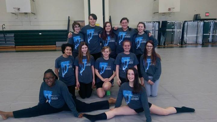We Love Our Team Shirts! T-Shirt Photo