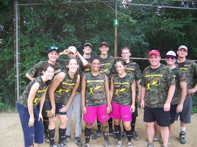 Homerun Hunters Of Baltimore, Md T-Shirt Photo