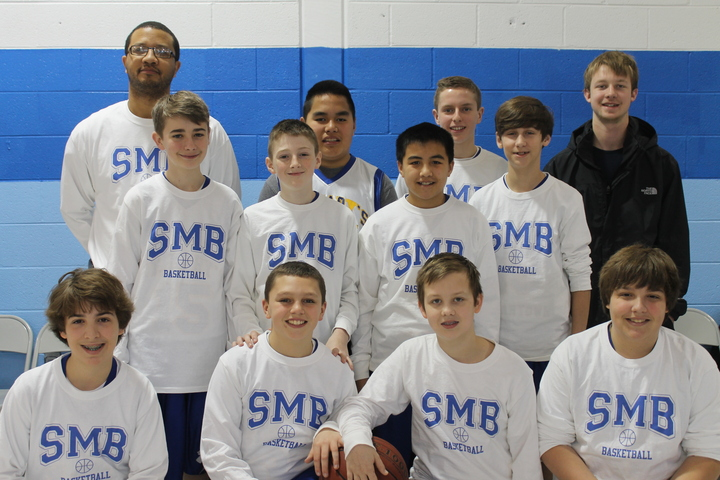 St. Mary's Pride T-Shirt Photo