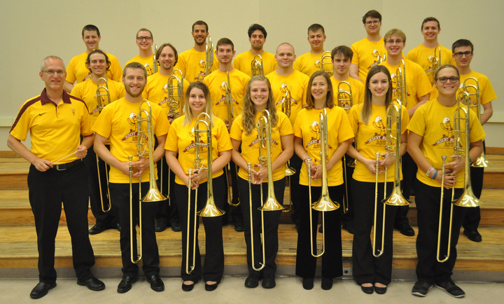 Arizona State University Desert Bones Trombone Choir T-Shirt Photo