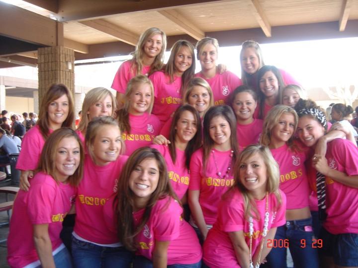Class Of 2008 Ehs Juniors T-Shirt Photo