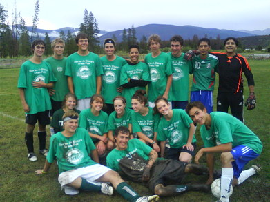 Custom Ink Makes Soccer Team Standout! T-Shirt Photo