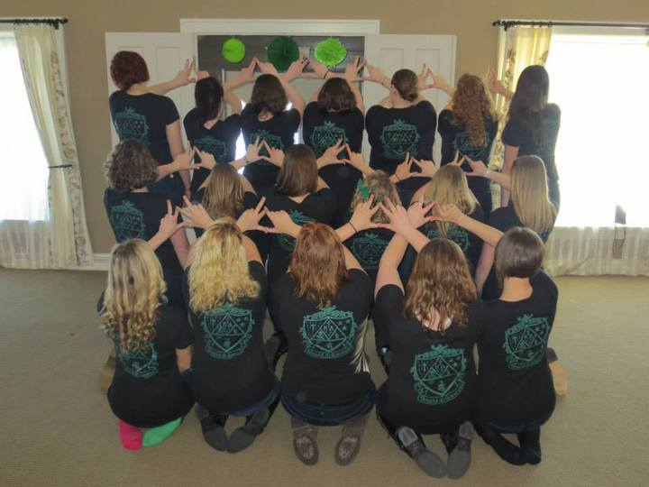 Kappa Delta Recruitment Shirts T-Shirt Photo