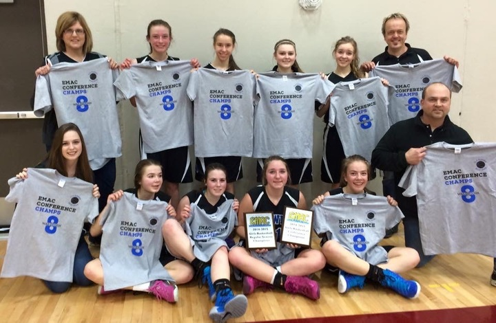 Cls Hawks Win Emac Championship  T-Shirt Photo
