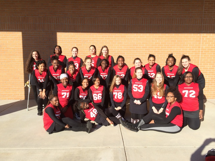 Rockdale Women's Lacrosse T-Shirt Photo