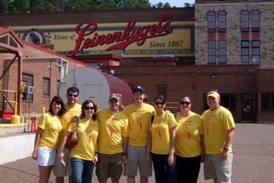 Leinie Brewery Tourery T-Shirt Photo