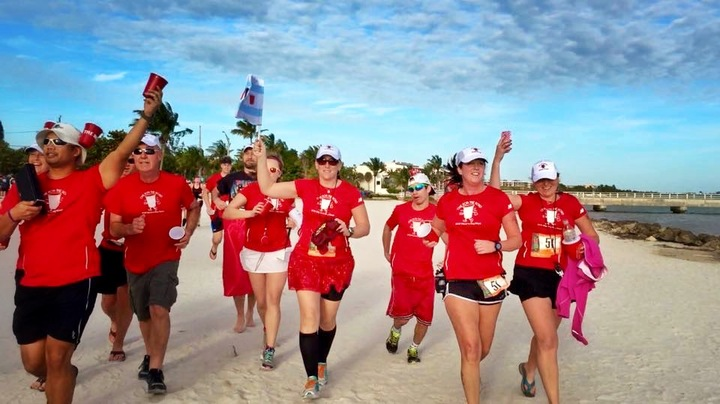 Our Cups Runneth Over! T-Shirt Photo