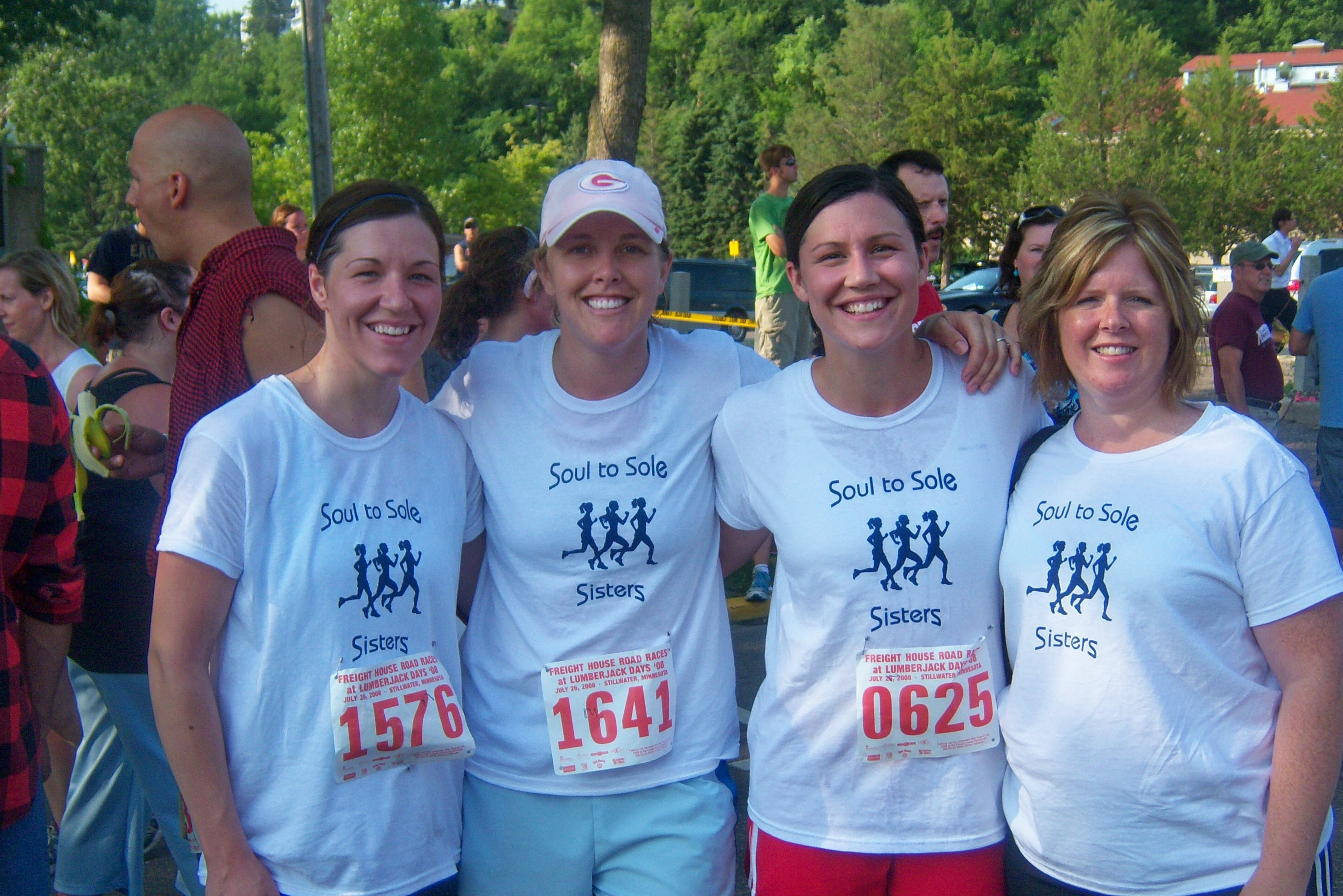 Custom T Shirts For Soul To Sole Sisters 5 K Run Shirt Design Ideas