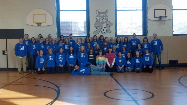 Hindley School Staff T-Shirt Photo