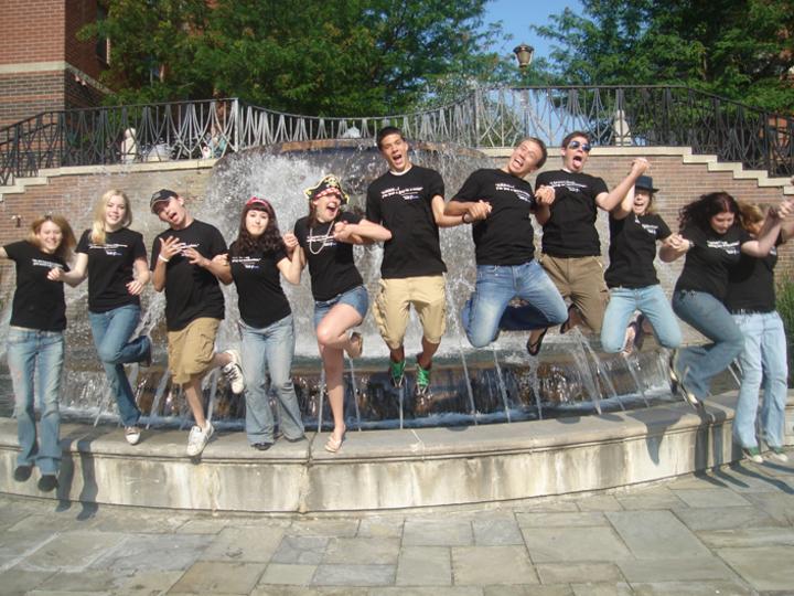 Samsung Fresh Films Filmmakers T-Shirt Photo