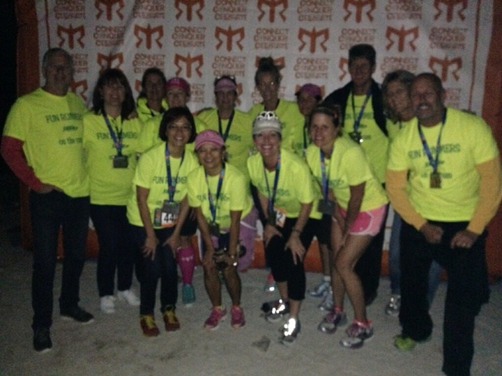 Fun Rummers On The Run At Ragnar Key West T-Shirt Photo