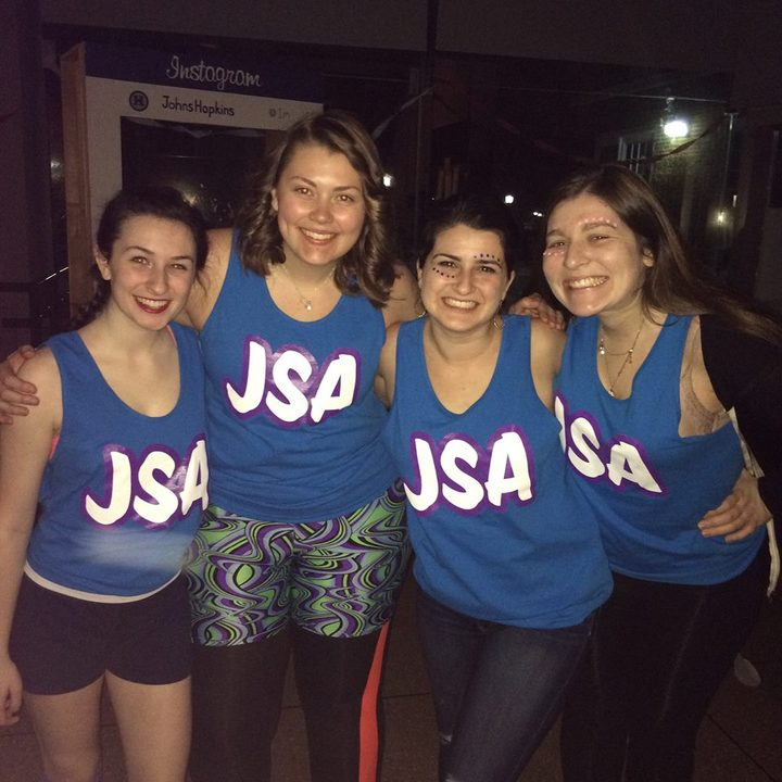 Jewish Students Association Rock Dance Marathon! T-Shirt Photo