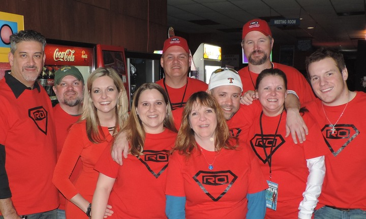 Rogers O'brien Bowls For Kids T-Shirt Photo