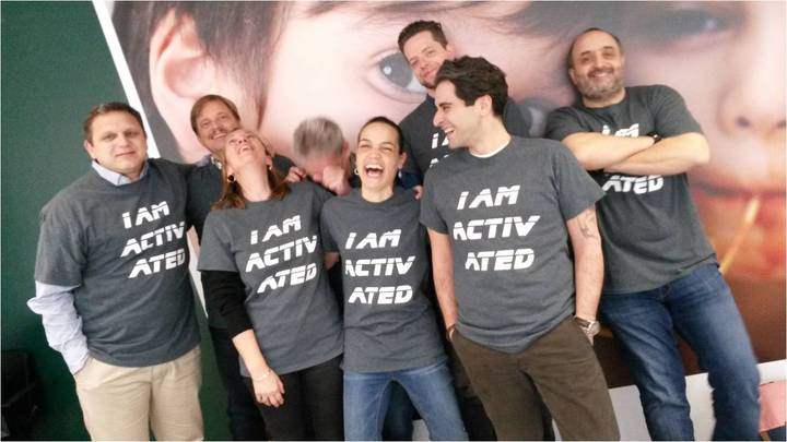 The Activation Team T-Shirt Photo