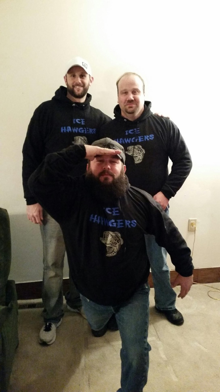 Ice Hawgers T-Shirt Photo
