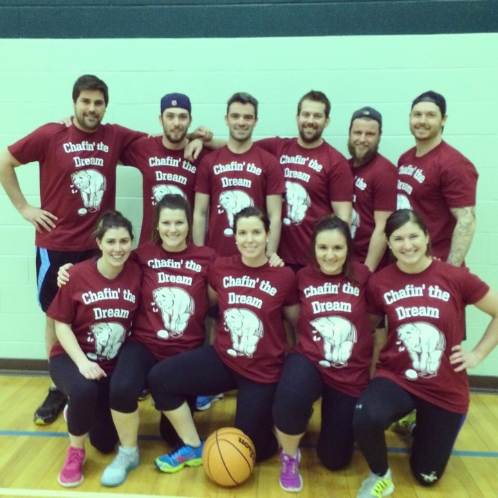 Co Ed Rec League! T-Shirt Photo