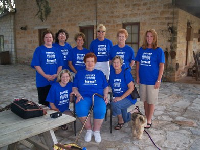 Sisters Retreat T-Shirt Photo