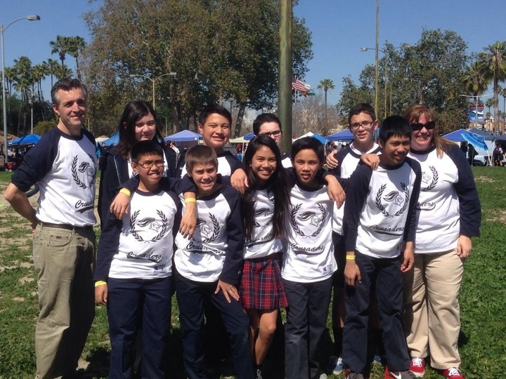 Academic Decathlon Team T-Shirt Photo