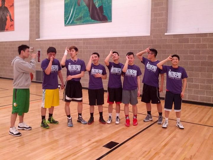 Intramural Team! T-Shirt Photo