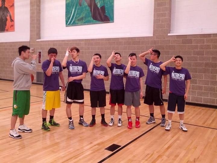 Intramural Team! T-Shirt Photo