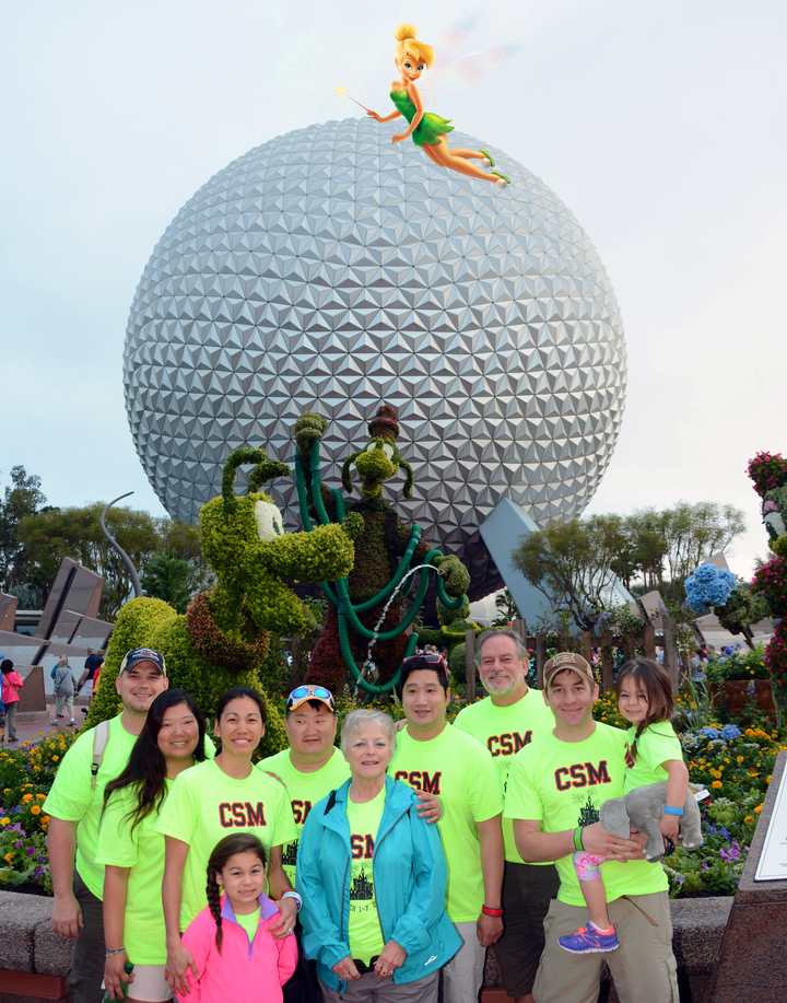 Carter Sundberg Mortensen To Disney World 2015 T-Shirt Photo