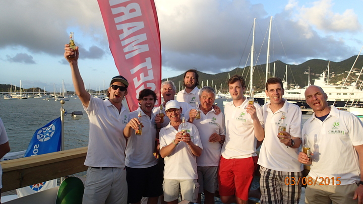 Heineken Regatta 2015 2nd Place Bb 2 T-Shirt Photo