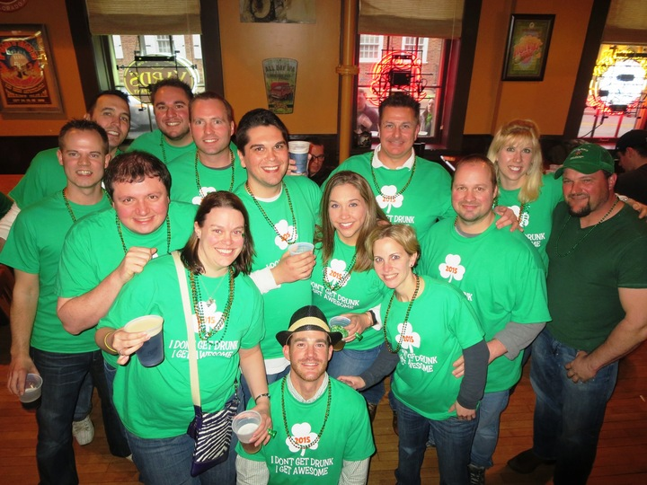 St. Paddy's Day 2015 T-Shirt Photo