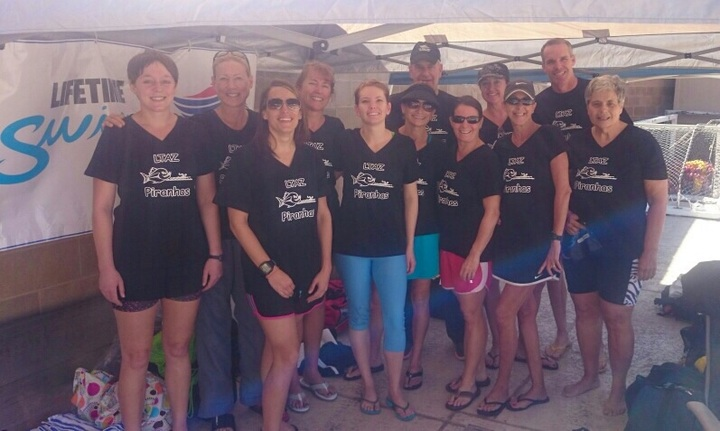 Ltaz Swimmers T-Shirt Photo
