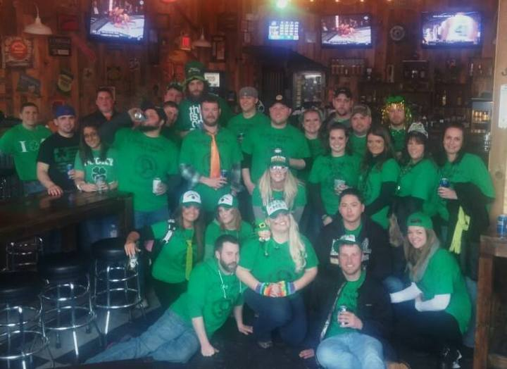 Pub Crawl 2015 T-Shirt Photo