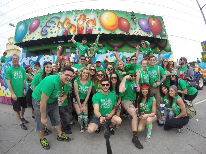 St Patrick's Day Parade!! T-Shirt Photo